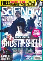 SciFiNow issue Issue 130