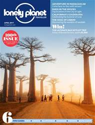 Lonely Planet Traveller (UK) issue Lonely Planet Traveller (UK)