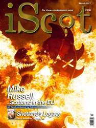iScot Magazine issue March 2017