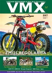 VMX Magazine issue VMX Magazine