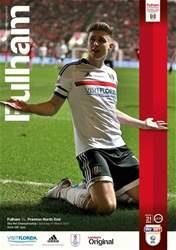 Fulham  v Preston North End 2016-17 issue Fulham  v Preston North End 2016-17