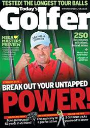 Today's Golfer issue Today's Golfer