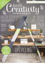 docrafts® Creativity issue March 2017, issue 80