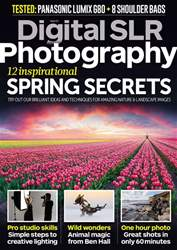 Digital SLR Photography issue April 2017