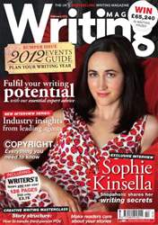 Writing Magazine issue February 2012