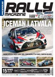 Pacenotes Rally magazine issue Issue 153_March 2017