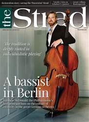 The Strad issue The Strad