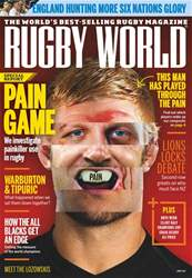 Rugby World issue April 2017