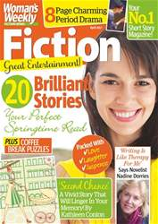 Womans Weekly Fiction Special issue April 2017