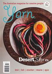 Yarn issue Yarn Magazine Issue 45
