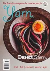 Yarn issue Yarn Magazine Issue 45
