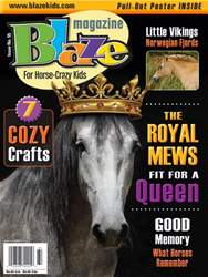 Blaze Magazine issue Issue No 55 Winter 2017