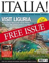 Italia! issue April 2017