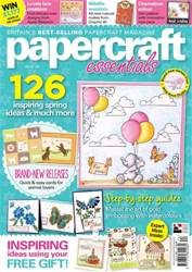 Papercraft Essentials issue Issue 144