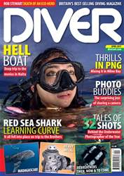 DIVER issue APRIL 2017