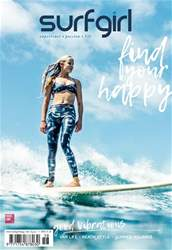 SurfGirl Magazine issue Issue 58