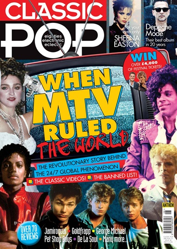 Classic Pop Preview