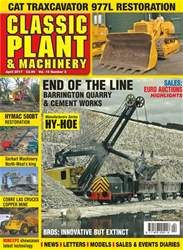 Classic Plant & Machinery issue Vol. 15 No. 5 End Of The Line