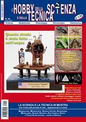 L'HOBBY DELLA SCIENZA E DELLA TECNICA issue N. 45 Marzo 2017
