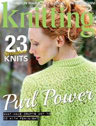 Knitting issue April 2017