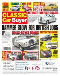 No. 372 Hammer Blow For British Jobs  issue No. 372 Hammer Blow For British Jobs