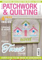 Patchwork and Quilting issue April 2017