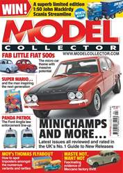 Model Collector issue April 2017