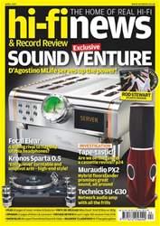 Hi-Fi News issue April 2017