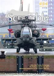 Scramble Magazine issue 454 - March 2017