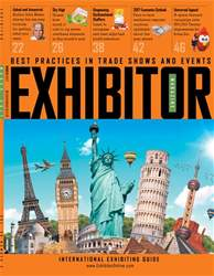 EXHIBITOR Magazine issue EXHIBITOR Magazine