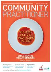 Community Practitioner issue March 2017
