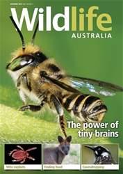 Wildlife Australia issue Wildlife Australia