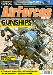 AirForces Monthly issue   April 2017