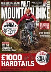 What Mountain Bike issue What Mountain Bike