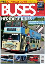 Buses Magazine issue   April 2017