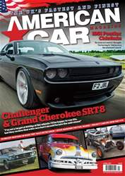 American Car Magazine issue April 2017