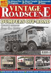Vintage Roadscene issue No. 209 Dumpers Off Road