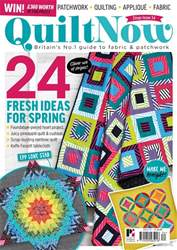 Quilt Now issue Issue 34