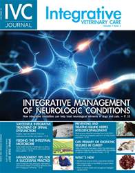 Integrative Veterinary Care issue Spring