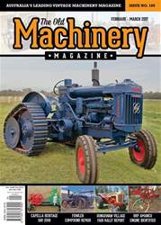 The Old Machinery Magazine issue The Old Machinery Magazine