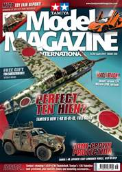 Tamiya Model Magazine issue Tamiya Model Magazine