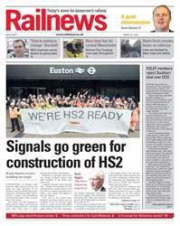 Railnews issue March 2017