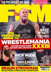 Fighting Spirit Magazine issue Issue 143