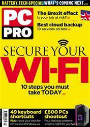 PC Pro issue May 2017
