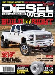 Diesel World issue May 2017