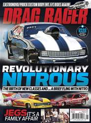 Drag Racer issue May 2017