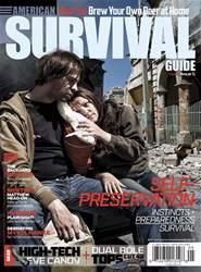 American Survival Guide issue American Survival Guide