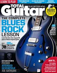 Total Guitar issue April 2017