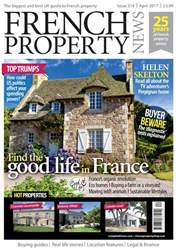 French Property News issue French Property News