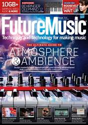 Future Music issue April 2017